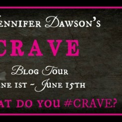 Crave by Jennifer Dawson Release Day and Tour Launch
