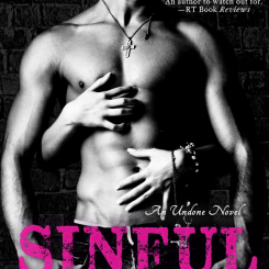 It's Cover Reveal Time for Sinful!!