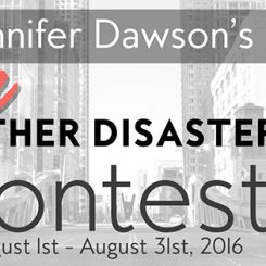 Big News! Love & Other Disasters Contest