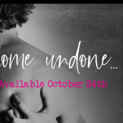 Brandon's story is here, TAKEN (Undone #4) Release Day!